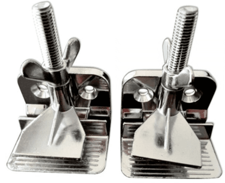 Hinge Clamp Pair