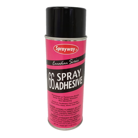 Sprayway 66 Spray Adhesive