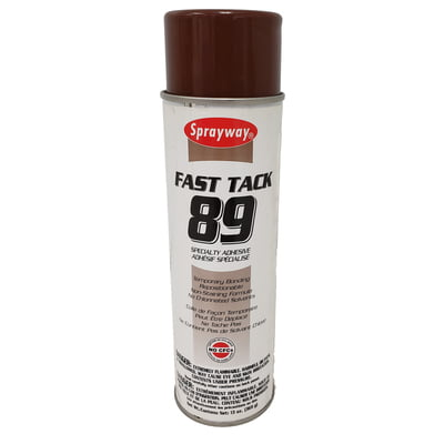 Sprayway 89 Spray Adhesive