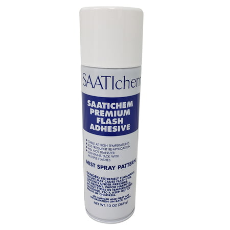 SaatiChem Premium Flash Spray Adhesive