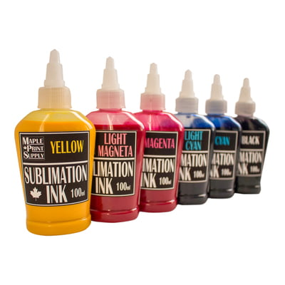 Sublimation Ink For Epson Printers - 100ml